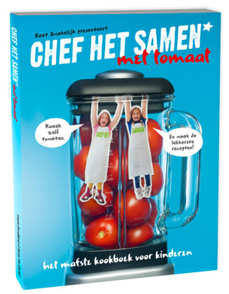 Sinterklaastip Kinderkookboek