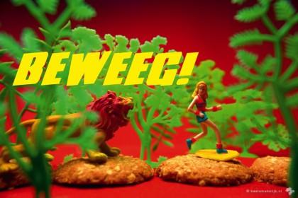 Buitenspeeldag Nickelodeon beweging obesitas