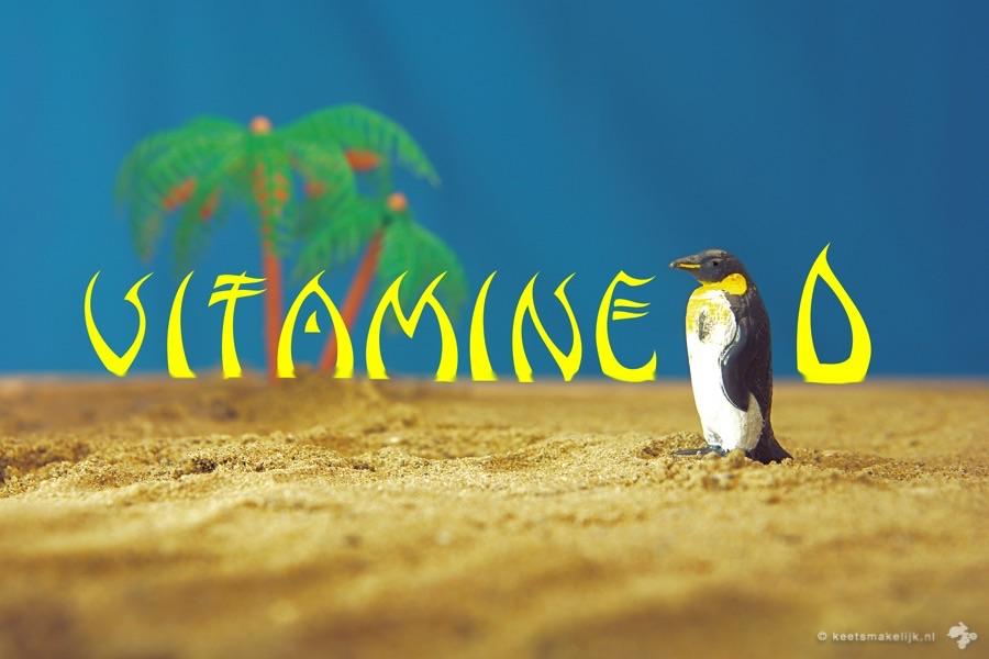 vitamine D tekort