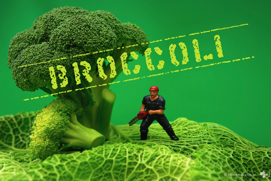 broccolisalade