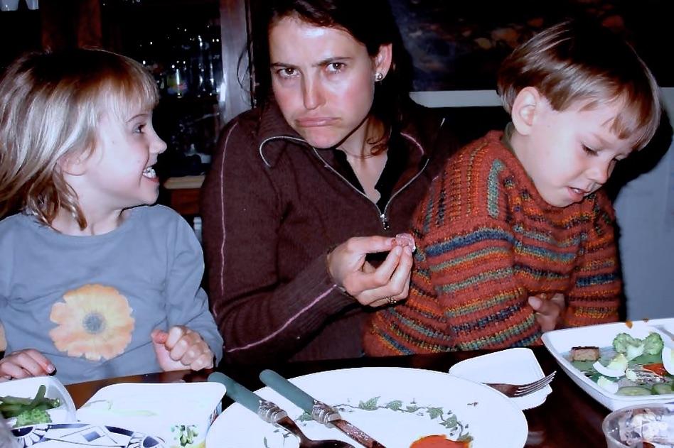 kind eet geen groenten