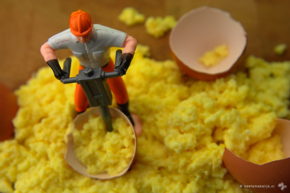 een ei hoort erbij