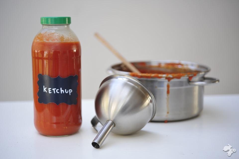 tosti ketchup zonder suiker