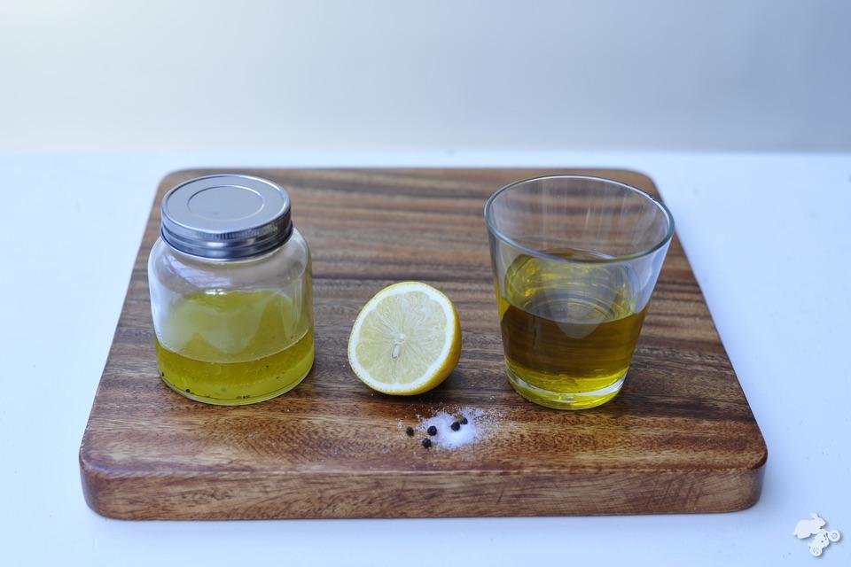 homemade dressing zelf sladressing maken recept voor bas sladressing Keet Smakelijk