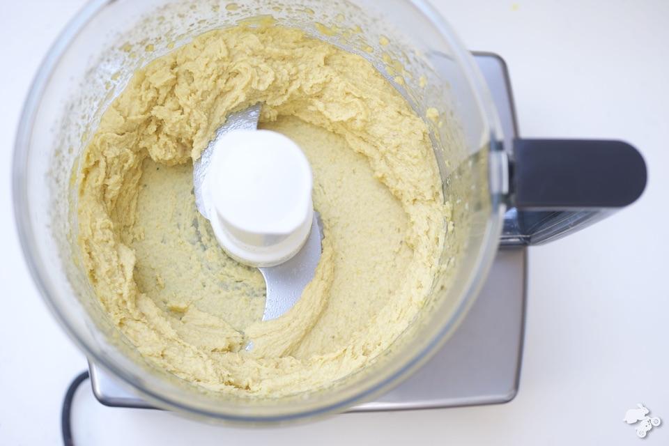 zelf hummus maken