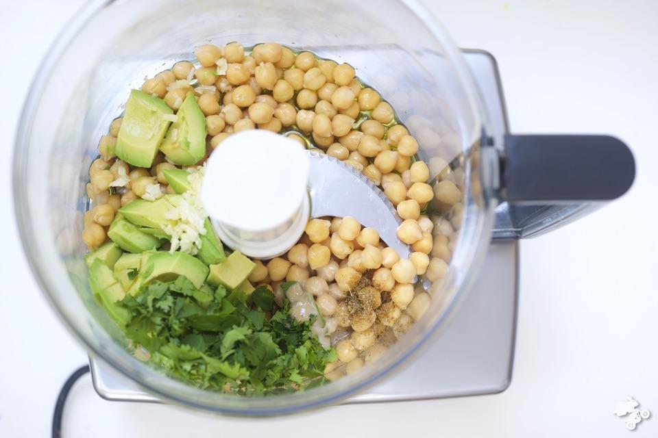 recept voor humus hummus ingrediënten