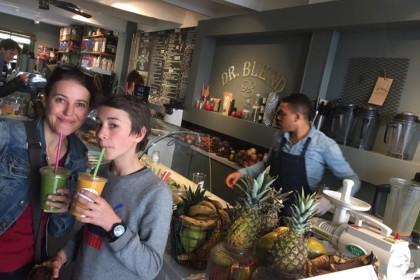 smoothies, dr blend Keet Smakelijk Laura Emmelkamp