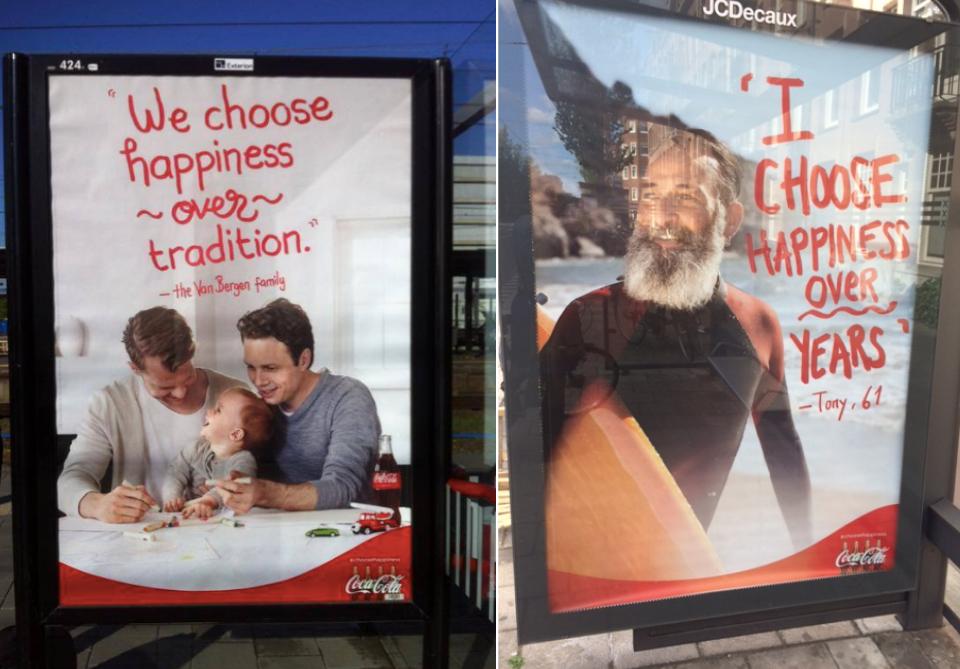 ChooseHappiness Coca-Cola
