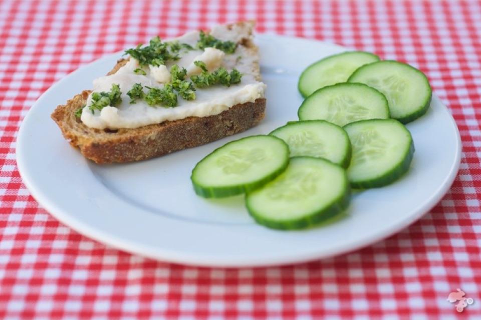recept bonenspread met dillepesto groentetip Keet Smakelijk