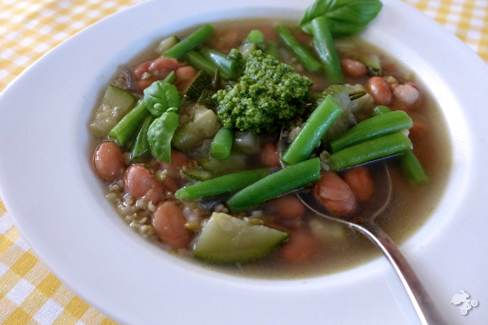 blije boon soep