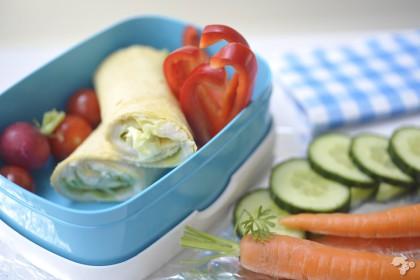 nieuwe schijf van vijf groente