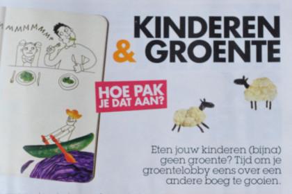 groentetips groente kinderen