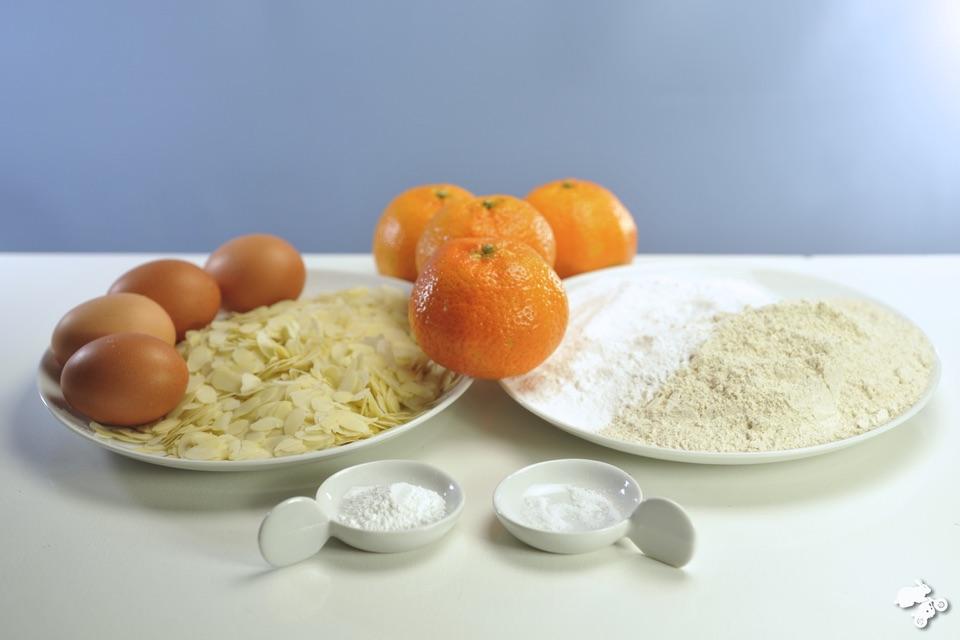 muffins met mandarijnen