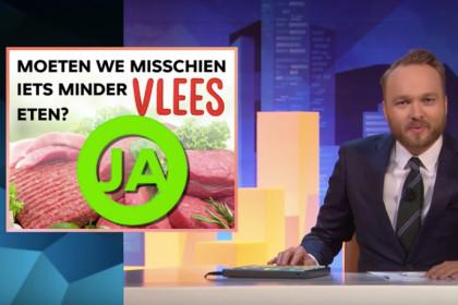 #klaarisvlees Arjen Lubach
