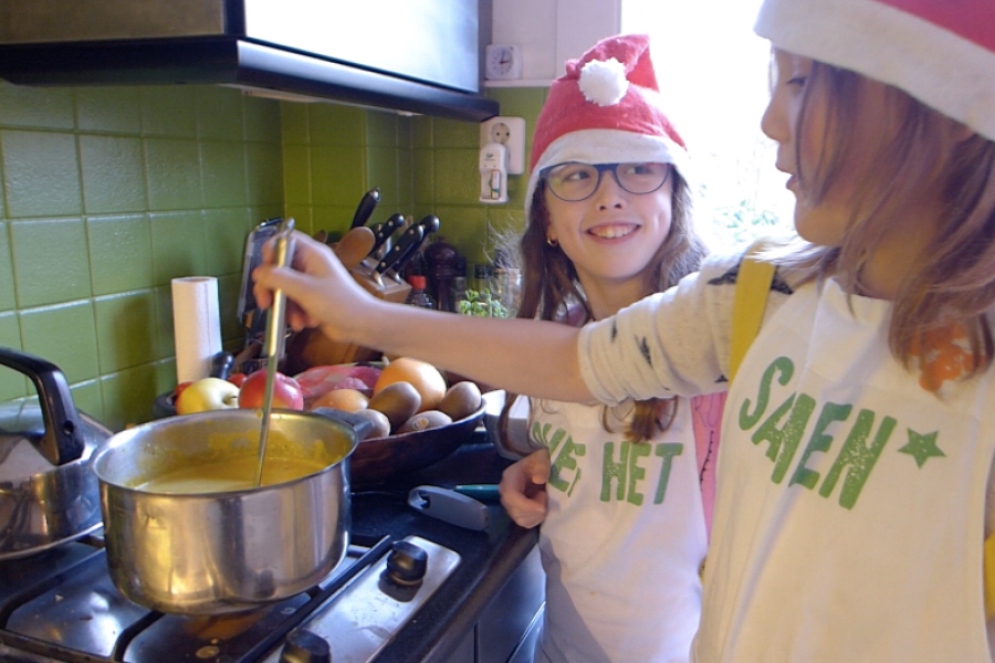 kerstsoep recept pompoendoep