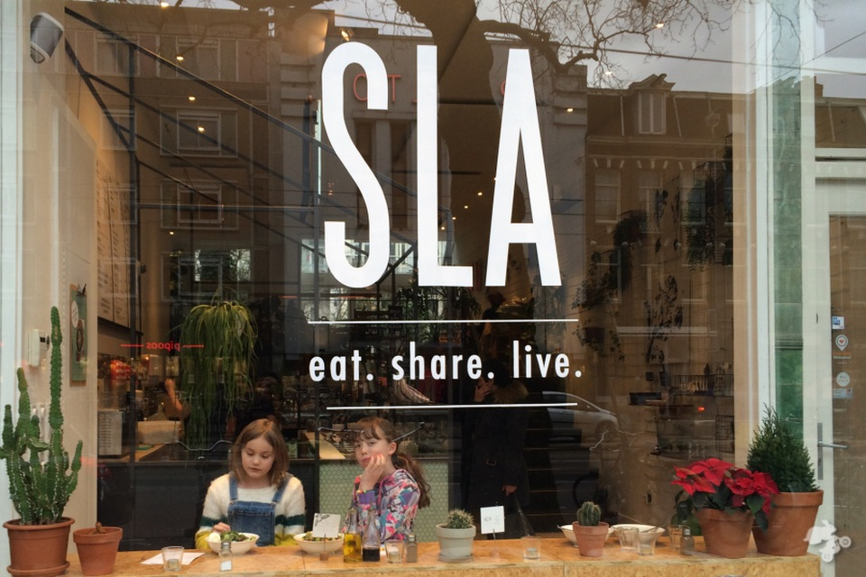 review SLA Amsterdam #ilovesla