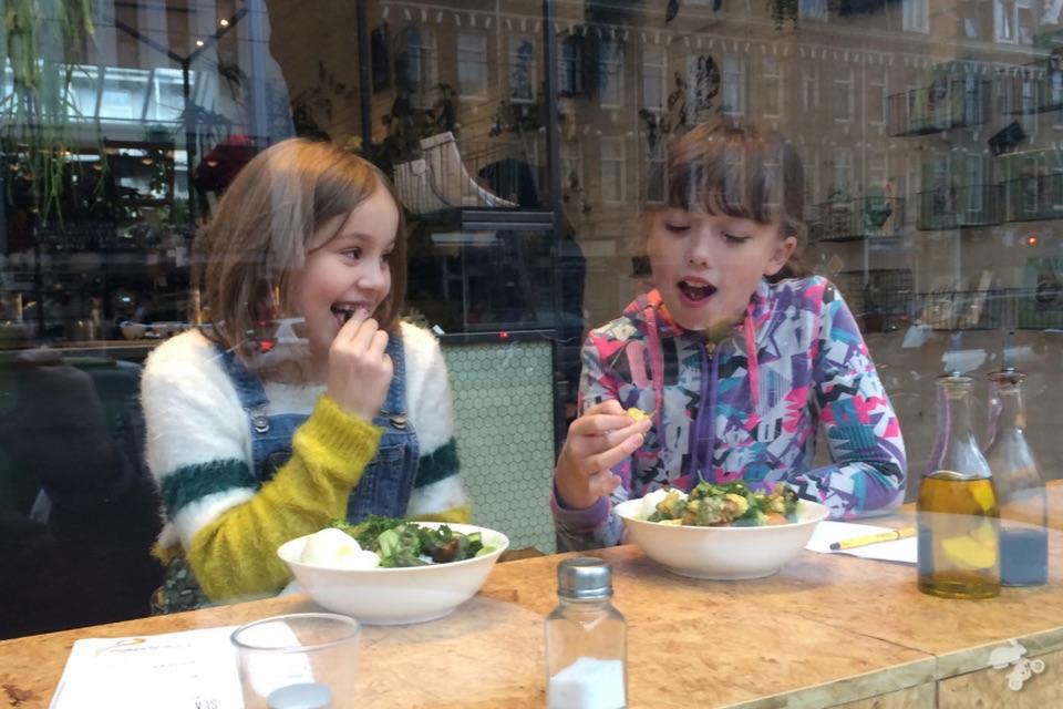 review SLA Amsterdam #ilovesla Keet Smakelijk