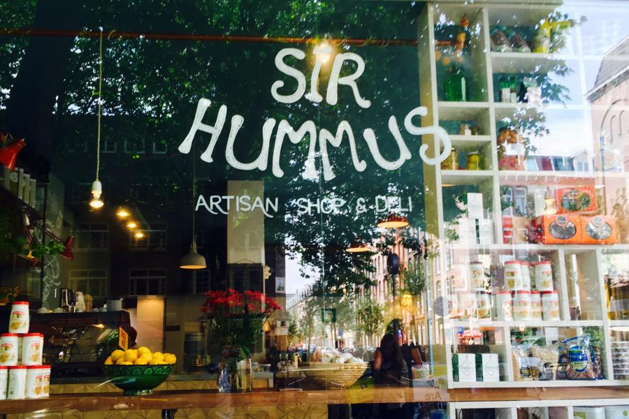 Sir Hummus Amsterdam