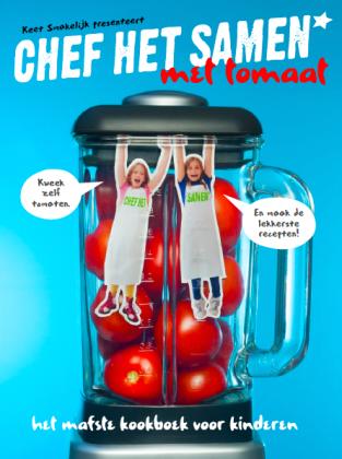 chef het samen met tomaat