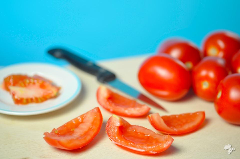 groentewrap zongedroogde tomaatjes