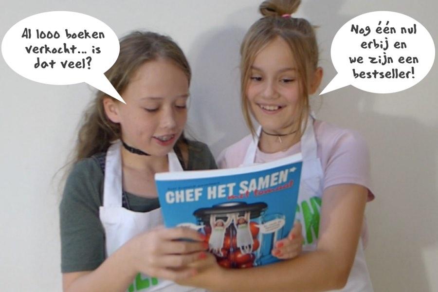 Kinderkookboeken