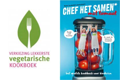 lekkerste vegetarische kookboek